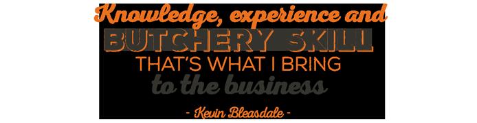 Kevin Bleasdale