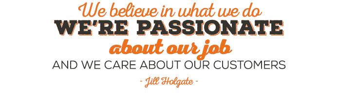 Jill Holgate